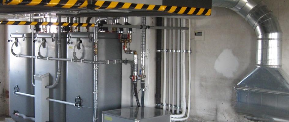 Nastasi Impianti Tecnologici - Pompa di calore